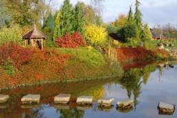 Ogrody Tematyczne Hortulus w Dobrzycy