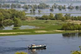Zdjęcie pokazuje Dolinę Dolnej Odry