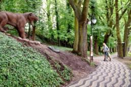 Trasa rowerowa Siekierki - Trzcińsko-Zdrój