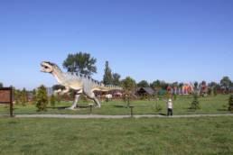 Bałtycki Park Dinozaurów we Wrzosowie