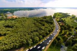 Zachodniopomorski Szlak Żeglarski - Zalew Szczeciński
