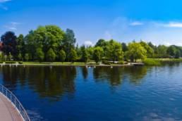 Szlak Rowerowy Dookoła Jeziora Trzesiecko
